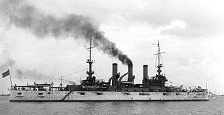 USS <i>Vermont</i> (BB-20) Pre-dreadnought battleship of the United States Navy