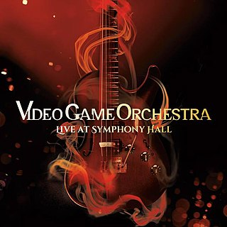 Video Game Orchestra American video game music orchestra