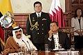 VISITA OFICIAL DEL EMIR DE QATAR, HAMAD BIN KHALIFA AL - THANI (8480459916).jpg