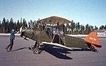 VL Viima II OH-VII at Halli airport in 1963.jpg
