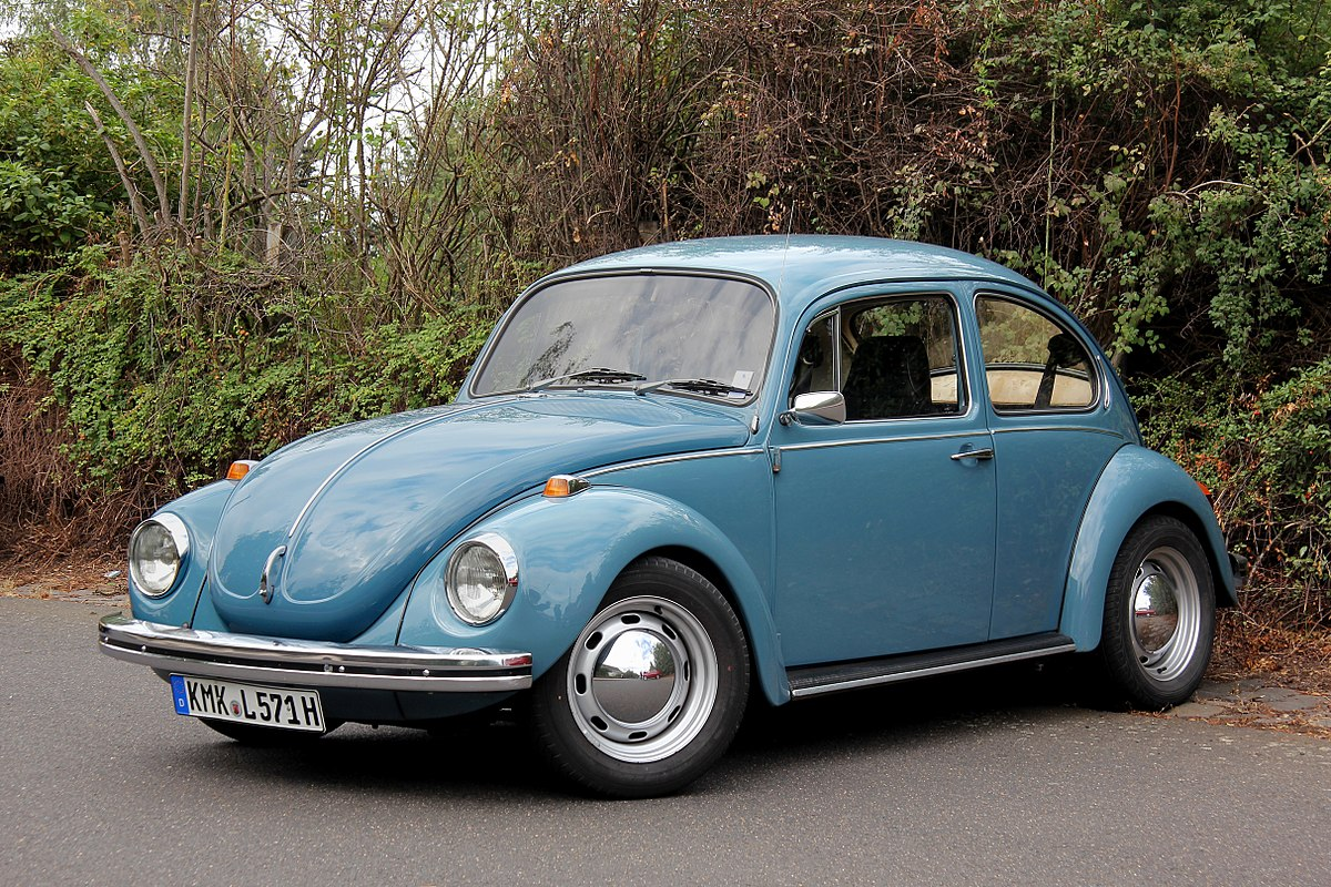 Old Love Bug Going Electric Cleantechnica