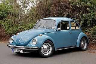 Volkswagen Beetle Car model
