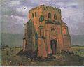 Van Gogh - Der alte Friedhofsturm in Nuenen3.jpeg