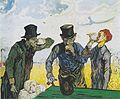 Van Gogh - Die Trinker (nach Daumier).jpeg