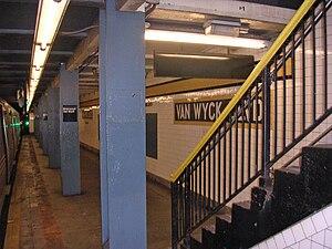 Briarwood – Van Wyck Boulevard (IND Queens Boulevard Line ...