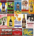 Various beer commercials as from the years 1920-1930,.jpg