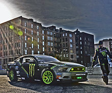 Vaughn Gittin Jr. - the endearing, fun,  driver  with American roots in 2019
