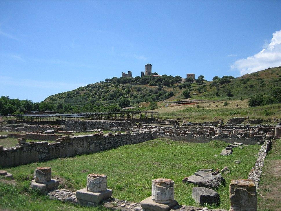 Velia Excavation and Tower