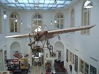 Verkehrsmuseum Dresden Flugzeug.jpg