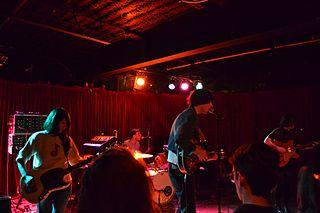 Veronica Falls British band