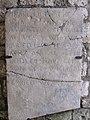 Vescy grave slab, St Martins, Wharram Percy.jpg