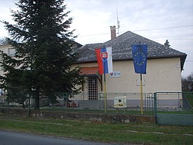 Višňov municipal office.JPG