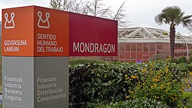 illustration de Corporation Mondragon