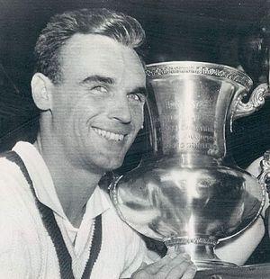 Vic Seixas - Seixas in 1954