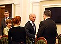 Vice President Joe Biden at a Meeting with Ukrainian Legislators, April 22, 2014 (13982344524).jpg