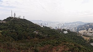 Victoria Peak - Summit of Victoria Peak