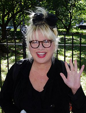 Victoria Jackson - Jackson at Occupy Wall Street in 2011