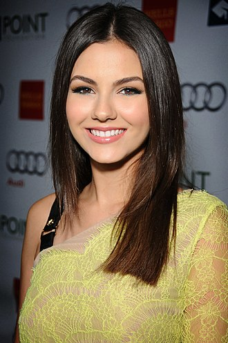 Victoria Justice - Justice in September 2013
