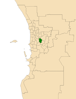 Electoral district of Victoria Park state electoral district of Western Australia