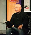 Vienna 2013-06-15 'Rund um die Burg' - Otto Brusatti reading from 'Ein Fest auf A.'.jpg