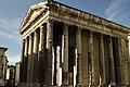 Vienne —Temple d'Auguste et de Livie.JPG