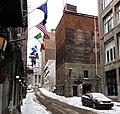 Vieux Montréal, 25 janvier 2011, Rue St-Vincent.jpg