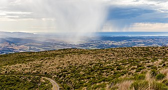 View from Mt Thomas, Mount Thomas Forest Conservation Area, Canterbury, New Zealand 03.jpg