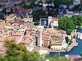View over Riva del Garda, Italy (Miniature faking).jpg
