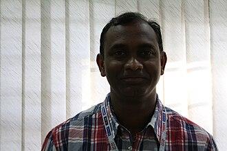 Vijay Bharadwaj - Image: Vijay Bharadwaj 2011
