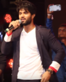 Vijay Devarakonda at YouTube FanFest.png
