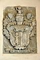 Viktring Stift Praelatur Durchgang Wappen Aichelburg-Zossenegg 23042011 229.jpg