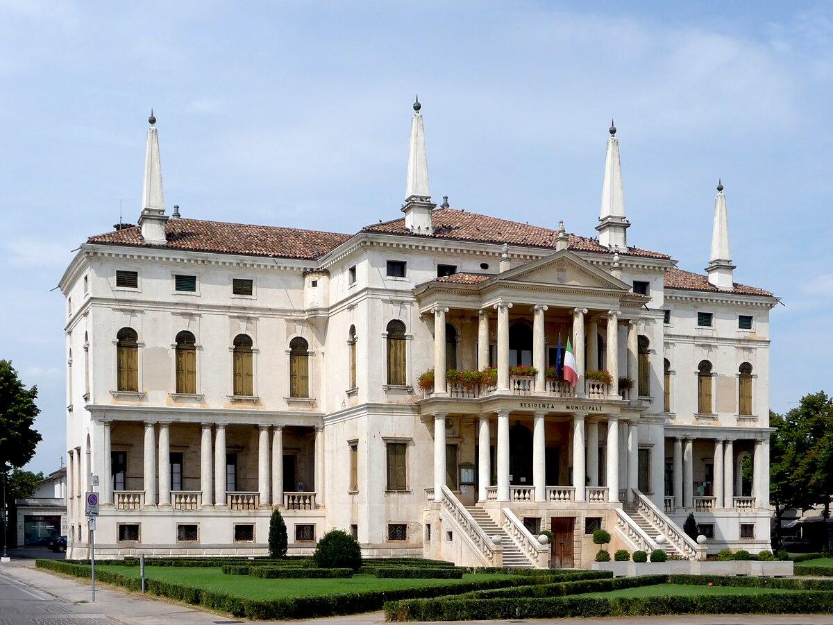 Villa Barbarigo, Noventa Vicentina - Wikipedia