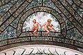 Villa giulia, portici con affreschi di pietro venale e altri, pergolato 35.jpg