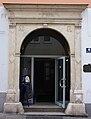 Villach - Portal des Hauses Widmanngasse 6.jpg