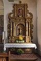 Villach Sankt Leonhard Pfarrkirche hl. Leonhard südl. Seitenaltar 24092018 4774.jpg