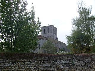 Lussant Commune in Nouvelle-Aquitaine, France