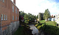 Village of Honeoye Falls Town Hall with Falls view.jpg