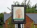 Village sign, Shenley (33515675241).jpg