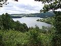 Villelongue (Nages, Tarn, Fr) lac du Laouzas.JPG