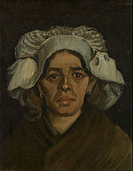 Vincent van Gogh - Head of a woman - Google Art Project (5753528).jpg