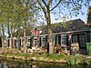 vinkeveen, baambrugse zuwe, woonhuis, zuidgevel -img 5649