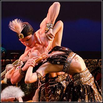 Les Ballets Persans - Vis and Ramin. Choreography by Nima Kiann. Tirgan Festival. Harbourfront Centre, Toronto. 2011
