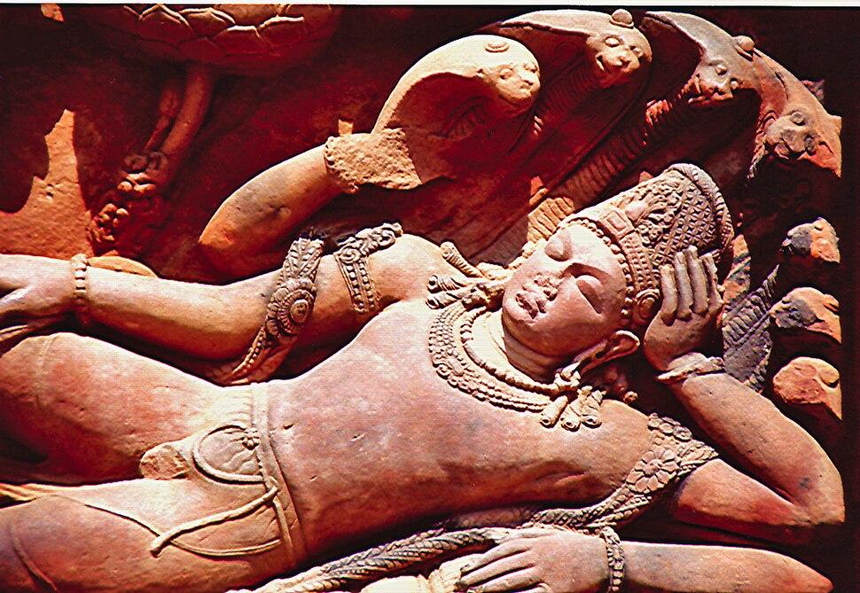 Vishnu Hood2 Deogarh