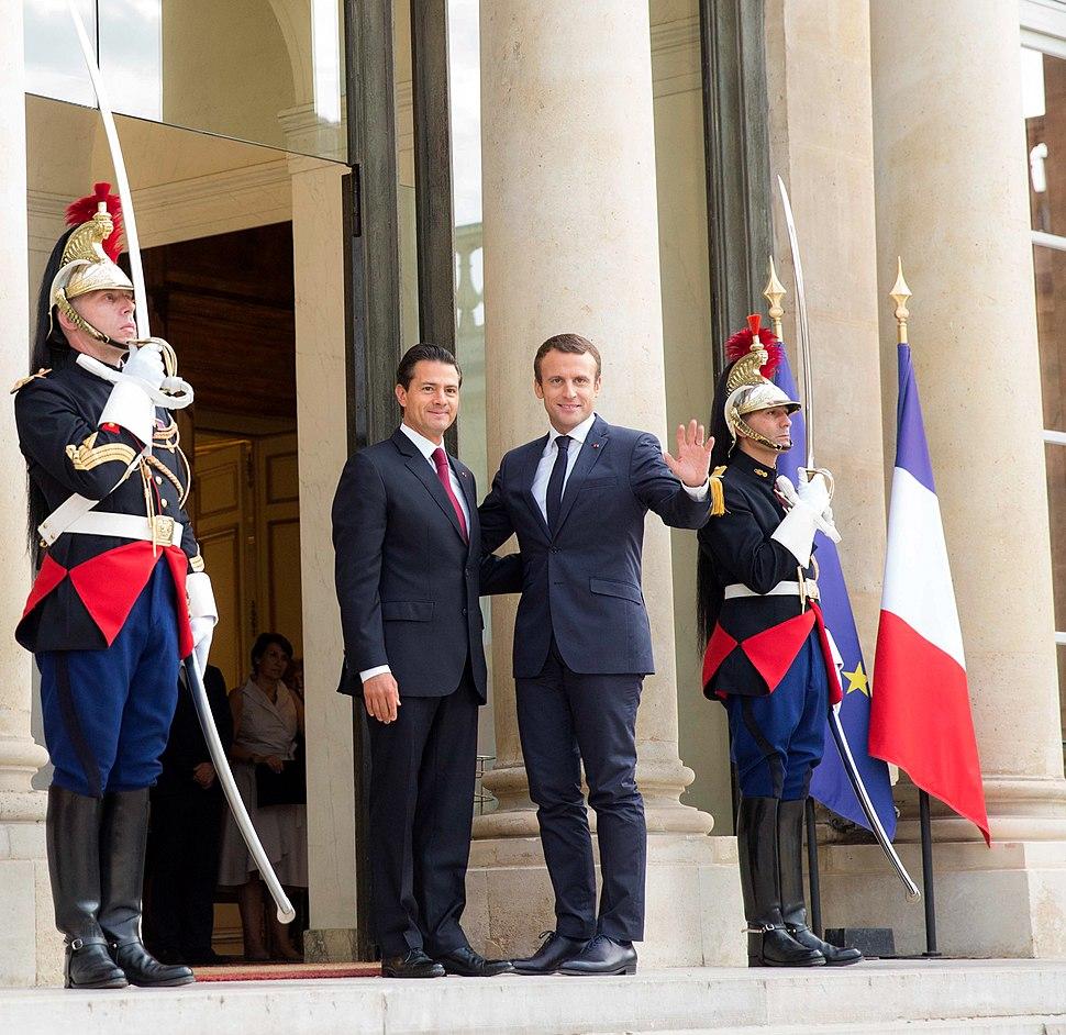 Visita de Trabajo a Francia (35632556361)