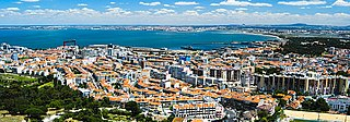Almada,  District of Setúbal, Portugal