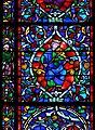 Vitrail du 19ème siècle Le Roi David Reims 020208 01.jpg