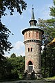 Vodárenská věž, zámecký park, Sychrov.jpg