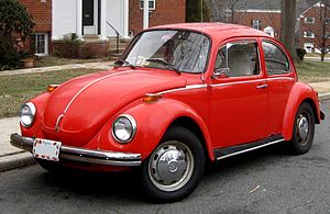 1973 Volkswagen Super Beetle photographed in A...