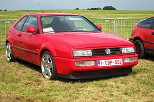 Volkswagen Corrado Wikipédia A Enciclopédia Livre
