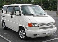 Volkswagen Transporter (T4) thumbnail